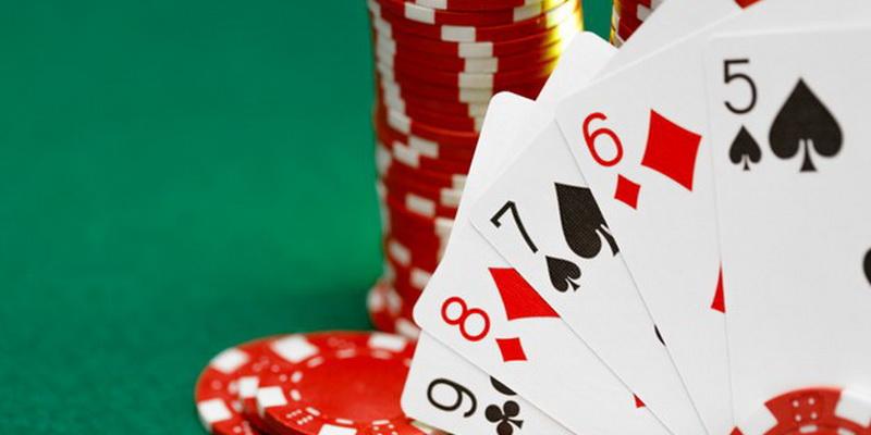 Kombinacija - žaidimo pokeris taisyklės