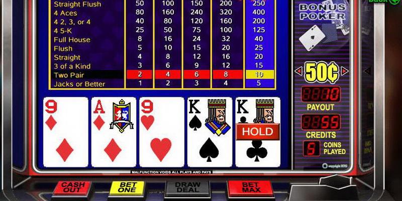 Video pokeris