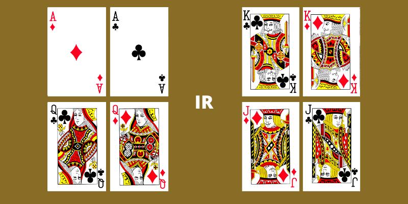 Geriausios startinės pokerio rankos