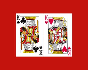 Du karaliai